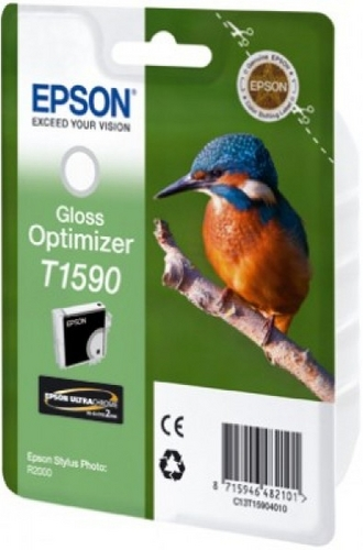 Epson T1590, Cartuccia gloss Optimizer, 17ml