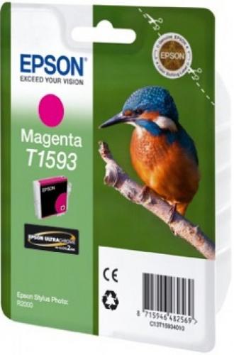 Epson T1593, Cartuccia d'inchiostro magenta, 17ml