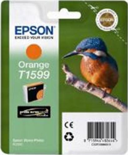 Epson T1599, Cartuccia d'inchiostro arancia, 17ml