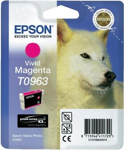 Epson T0963, TPA magenta, 11.4ml