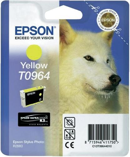 Epson T0964, TPA yellow, 11.4ml