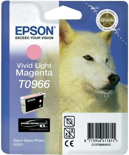 Epson T0966, TPA light magenta, 11.4ml