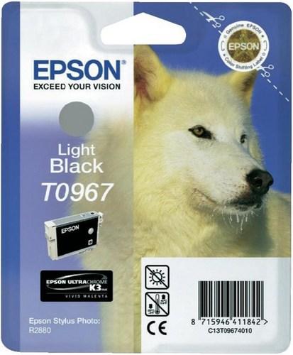 Epson T0967, Cartuccia d'inchiostro grigio, 11.4ml