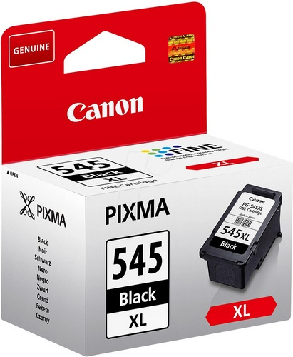 Canon PG-545BK XL, Cartuccia d'inchiostro nero, 15 ml
