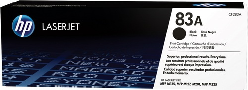 HP 83A, Toner nero, 1'500 pagine