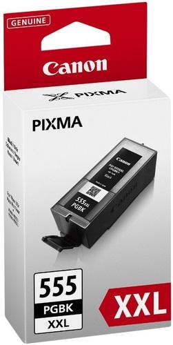 Canon PGI-555XXL BK, TPA schwarz, 37ml