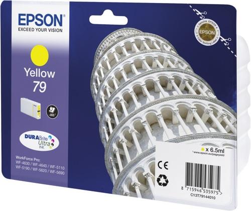 Epson 79, TPA yellow, 800 Seiten