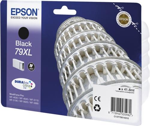 Epson 79XL, TPA schwarz, 2'600 Seiten