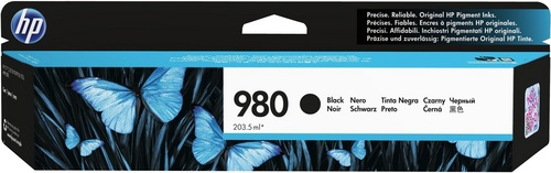 HP Nr. 980 black, TPA schwarz, 10'000 Seiten