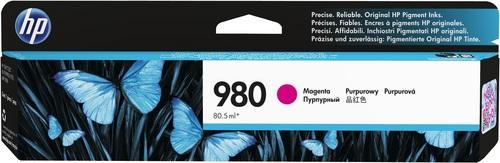 HP No. 980 magenta, Cartuccia d'inchiostro magenta, 6'600 pagine