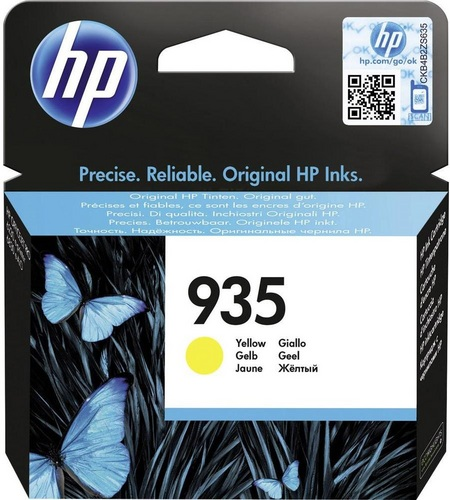 HP Nr. 935, yellow, 400s
