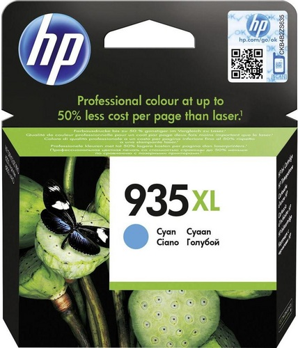 HP Nr. 935XL, cyan, 825 pages