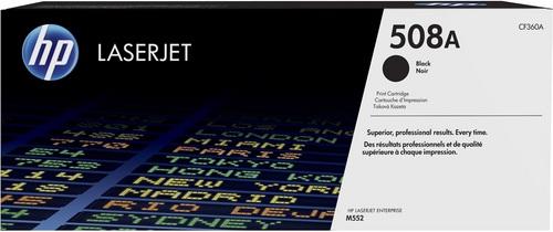 HP 508A, Toner nero, 6'000 pagine