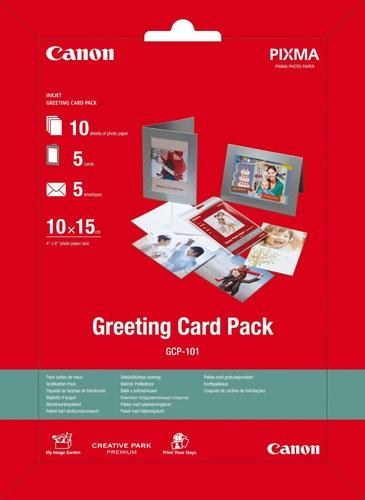Grusskarten-Pack GCP-101