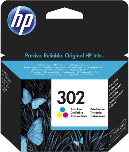 HP Nr. 302, TPA farbig, 165s