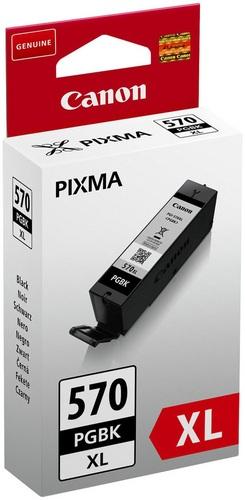 Canon PGI-570PGBK XL, TPA schwarz