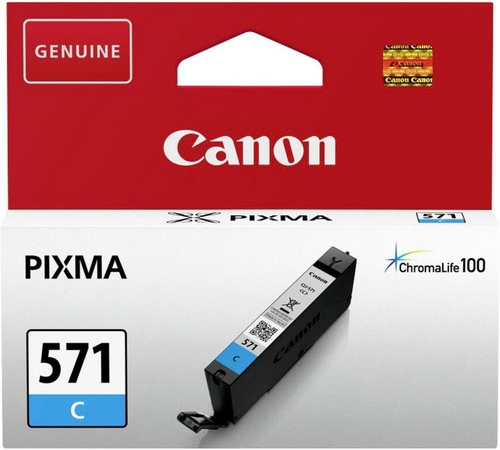 Canon CLI-571C, TPA cyan