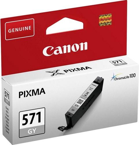 Canon CLI-571GY, Cartouche d'encre grey