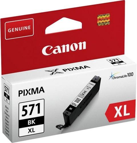 Canon CLI-571XLBK, TPA schwarz