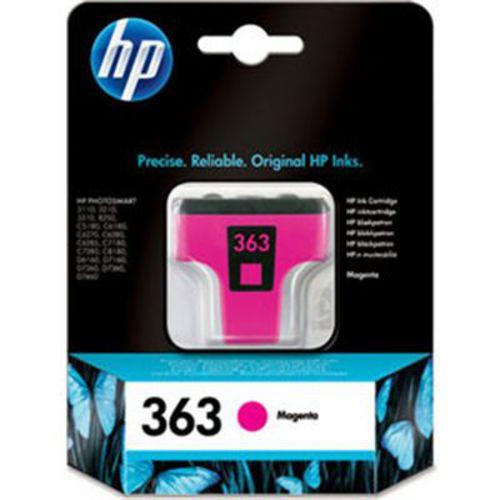 HP Nr. 363, TPA magenta, C8772EE