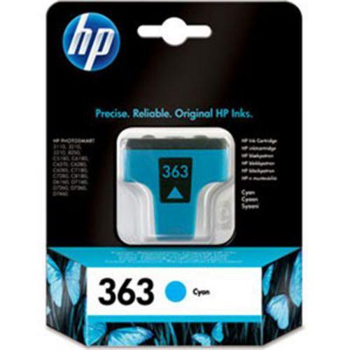 HP Nr. 363, TPA cyan, C8771EE
