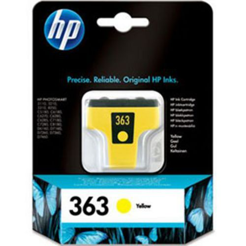 HP Nr. 363, TPA yellow, C8773EE