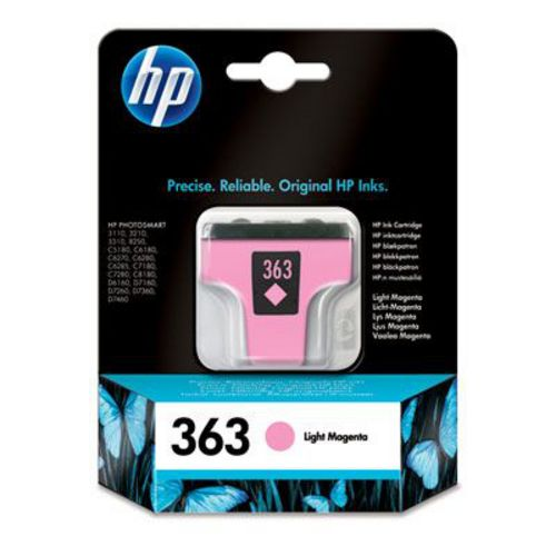 HP Nr. 363, TPA light magenta, C8775EE
