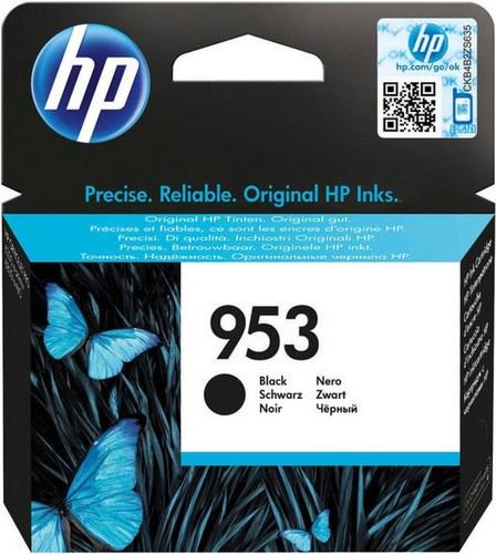 HP 953, TPA schwarz, L0S58AE, 1'000 Seiten