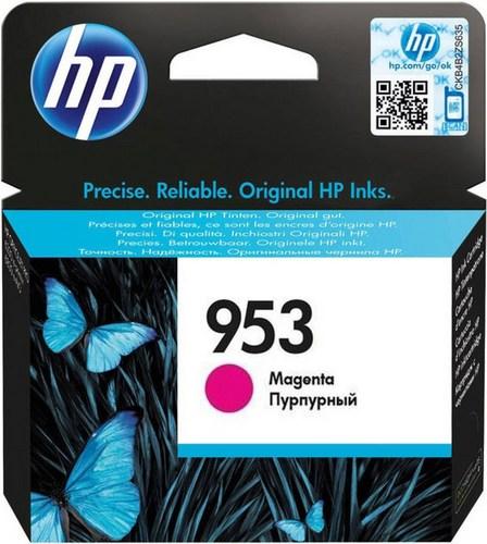 HP 953, Cartuccia d'inchiostro magenta, F6U13AE, 700 pagine