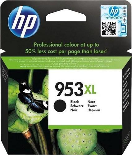 HP 953XL, TPA schwarz, L0S70AE, 2'000 Seiten
