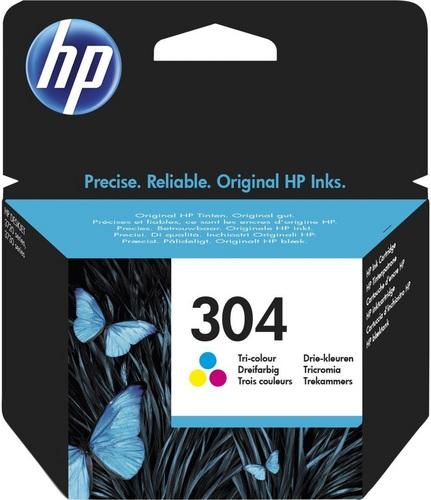 HP Nr. 304, TPA farbig, 100s