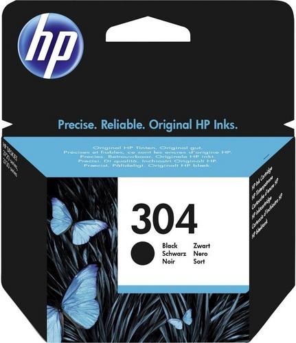 HP Nr. 304, TPA schwarz, 120s