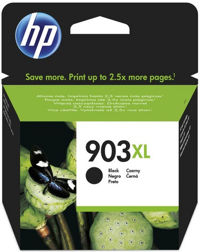 HP Nr. 903XL, TPA schwarz, 825s
