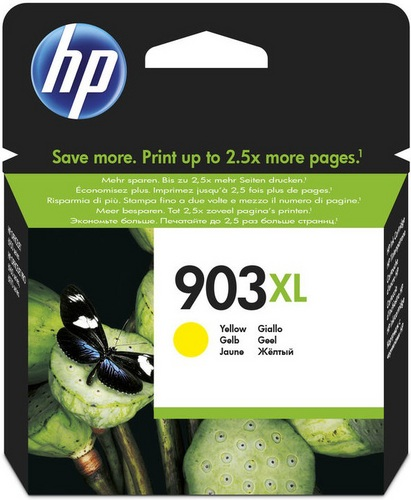 HP Nr. 903XL, TPA yellow, 825s