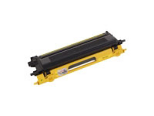 Peach Toner Module jaune, compatible avec Brother TN-135Y, TN-135