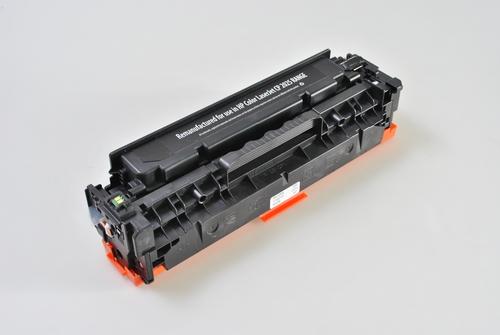 Peach Tonermodul schwarz kompatibel zu HP No. 304A, CC530A