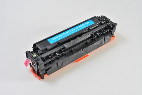 Peach Toner Module cyan, compatible avec HP No. 304A, CC531A