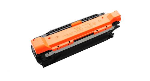 Peach Toner Module noire, compatible avec HP CE250X