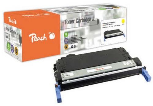 Peach Tonermodul gelb, kompatibel zu HP Q6472A