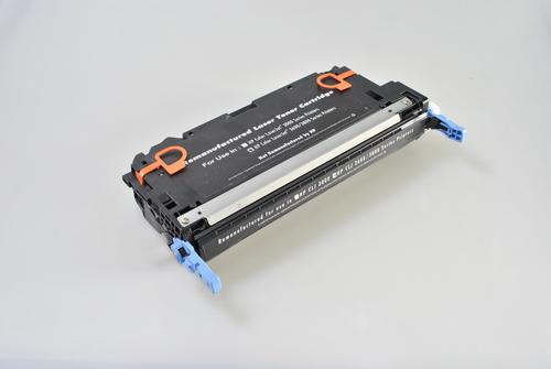 Peach Tonermodul schwarz kompatibel zu HP Q6470A