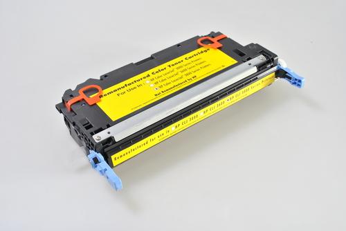 Peach Tonermodul gelb, kompatibel zu HP Q7582A