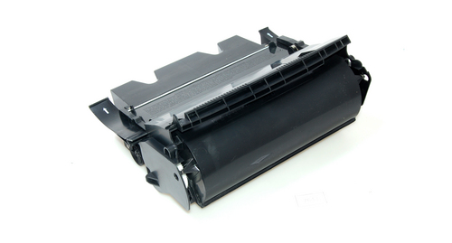 Peach Tonermodul schwarz kompatibel zu Lexmark 12A7462
