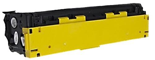 Peach Tonermodul gelb kompatibel zu HP No. 128A, CE322A