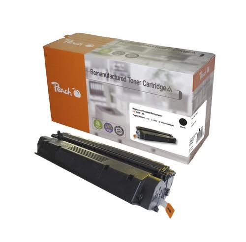 Peach Toner Module noire, compatible avec HP Q2613A