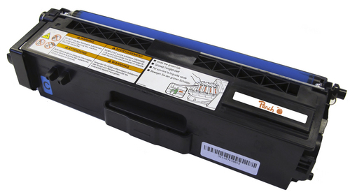Peach Toner Module cyan, compatible avec Brother TN-325c
