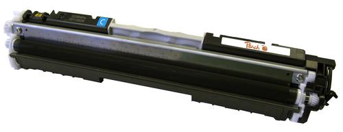 Peach Toner Module cyan, compatible avec HP No. 126A, CE311A