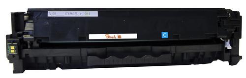 Peach Tonermodul cyan, kompatibel zu HP No. 305A, CE411A c