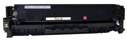 Peach Tonermodul magenta, kompatibel zu HP No. 305A, CE413A m