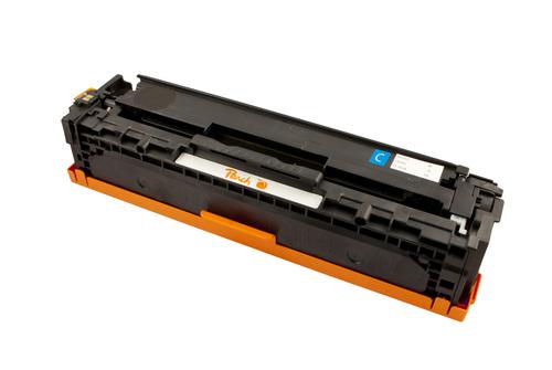 Peach Tonermodul cyan, kompatibel zu HP CF211A, HP131A