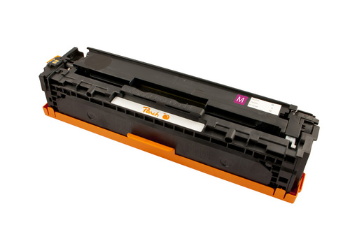 Peach Tonermodul gelb, kompatibel zu HP CF212A, HP131A